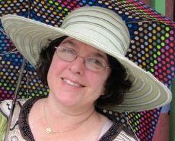 goldie milgram umbrella headshot